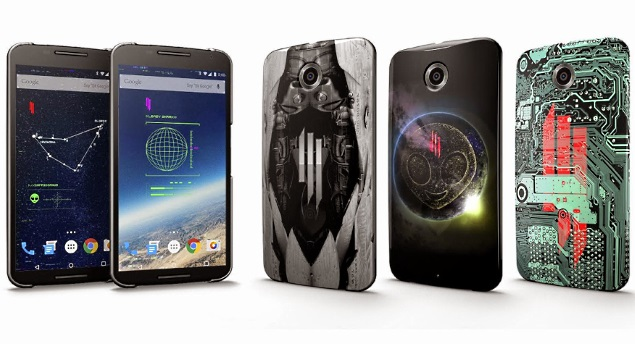 Google Launches Limited-Edition Skrillex Live Cases for Select Nexus, Samsung Phones