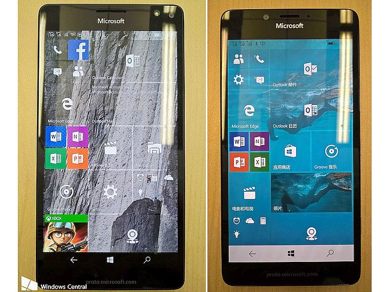 Microsoft lumia 950 lumia 950 xl lumia 550 spotted in for House of 950