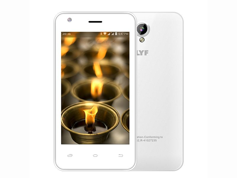 Lyf Flame 2, Wind 4 Dual-SIM 4G Smartphones With VoLTE Support Launched