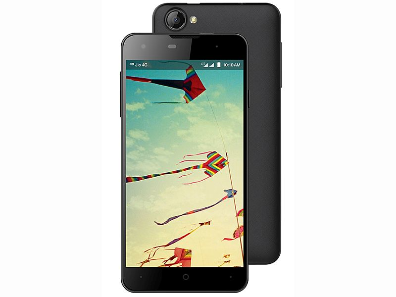 Lyf Wind 1 and Water 7 Android Smartphones With VoLTE Support Launched