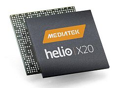 MediaTek Helio X20 Launched, First Deca-Core SoC for Smartphones and Tablets
