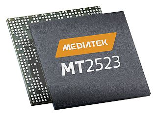 MediaTek MT2523 Series of Chipsets Launched for Smartwatches