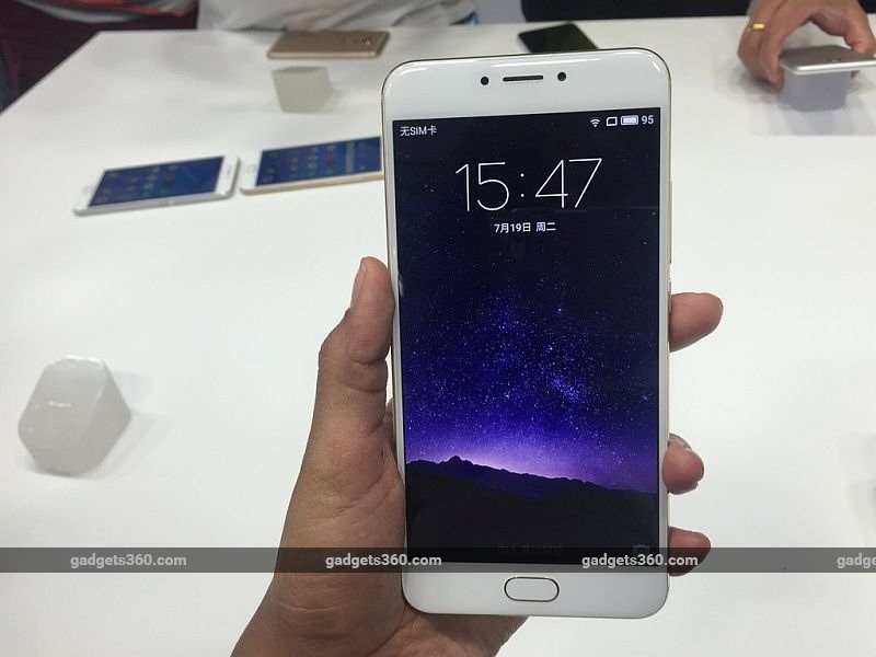 Meizu MX6 With Helio X20 SoC, 4GB of RAM Launched