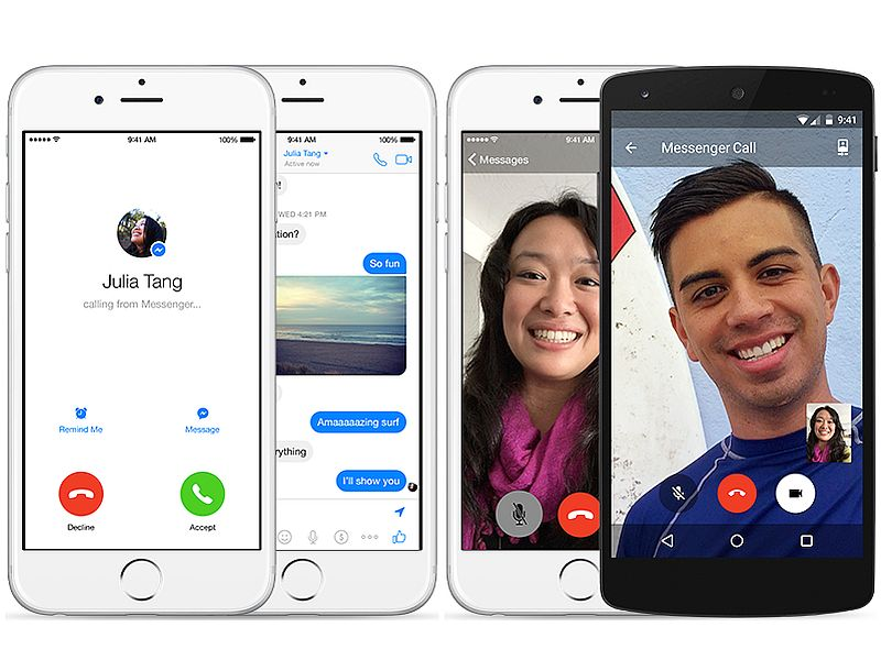 Facebook Messenger Gets Multiple Account Support; SMS Integration Being Tested