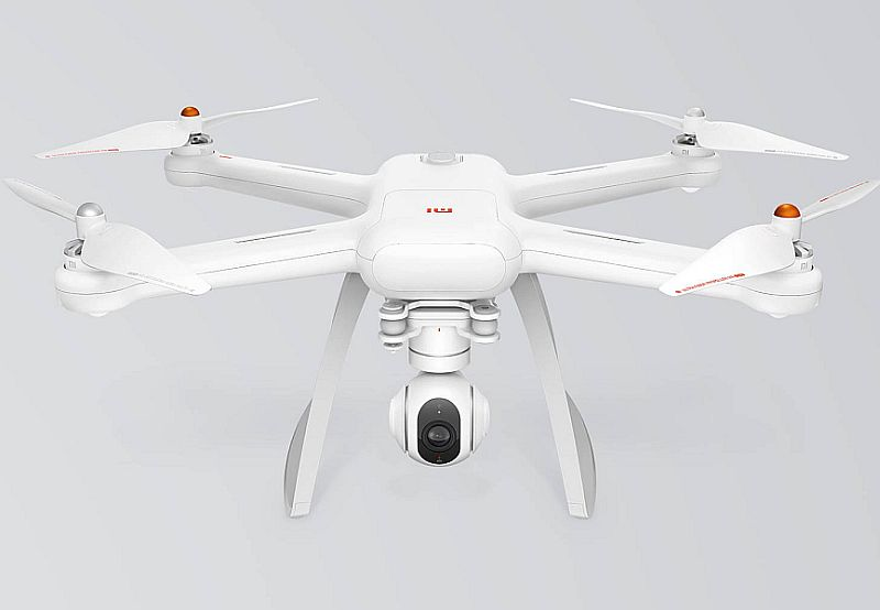 Xiaomi Mi Drone Launched Offers 4K Video On A Budget