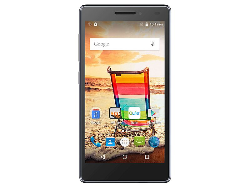 los angeles 70ed5 850d2 Micromax Bolt Q332 With Android 5.1 Lollipop Listed on Company Site ...