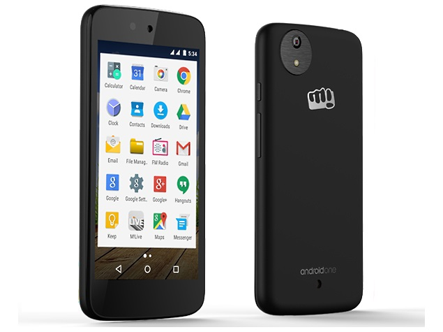 Micromax Canvas A1 AQ4502 With 8GB Inbuilt Storage Available Online at Rs. 6,039
