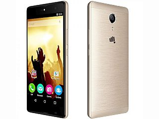 Micromax Canvas Fire 5 With Dual Front Speakers Launched at Rs. 6,199