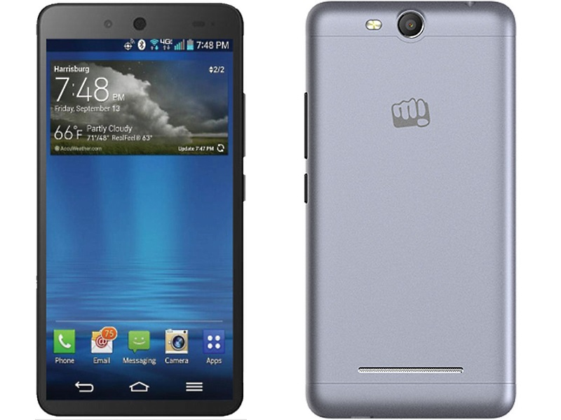 Micromax Canvas Juice 3 With 4000mAh Battery Available Online at Rs. 8,769