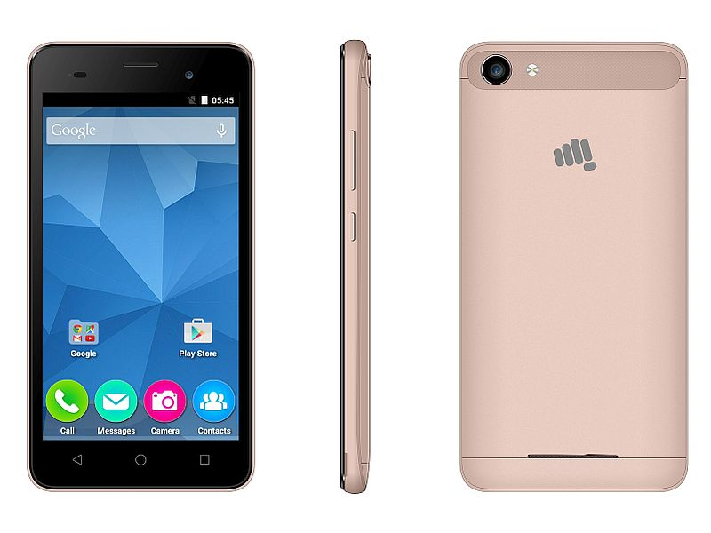 size 40 875bf 8c25e Micromax Canvas Spark 2 Plus With Android 6.0 Marshmallow Launched ...