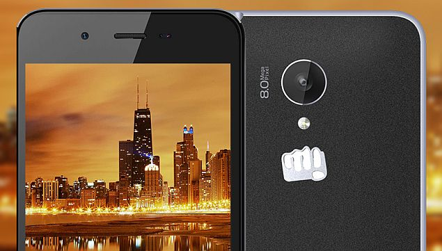 Micromax Canvas Spark Up for Grabs in Third Flash Sale on Wednesday