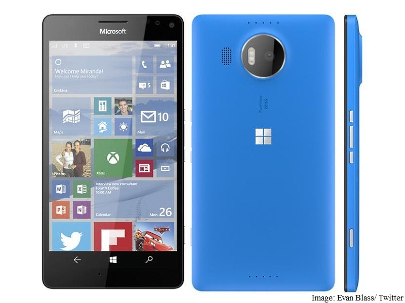 Microsoft Lumia 950, Lumia 950 XL Flagships to Launch on October 10: Report