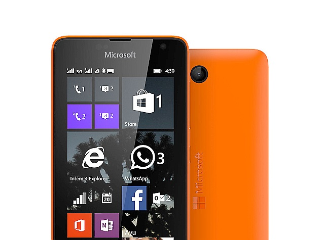Microsoft Lumia 430 Dual SIM Is the Most Affordable Lumia Yet