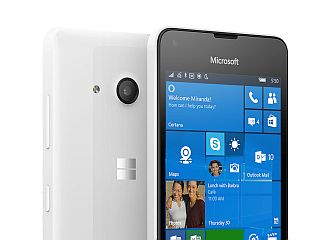 Microsoft Lumia 550 With Windows 10 Mobile Launched at Rs. 9,399