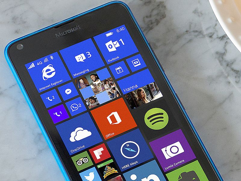 Microsoft's Windows Phone Market Share Shrinks Below 1 Percent: Gartner