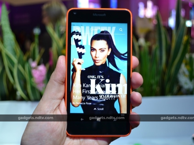 Microsoft Lumia 640, Lumia 640 XL Launched Alongside Dual SIM, LTE Variants  | Technology News