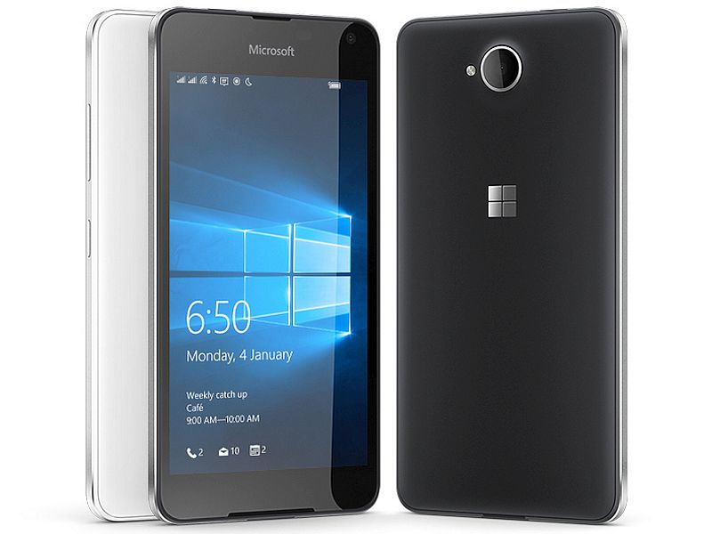 Microsoft Lumia 650 Dual SIM With Windows 10 Mobile Launched at Rs. 15,299