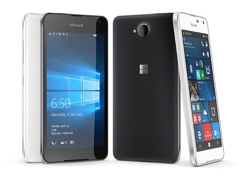 Microsoft Explains Why the Lumia 650 Doesn't Have Continuum