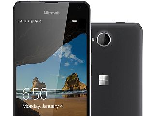 Microsoft Lumia 650 With 5-Inch Display, Windows 10 Mobile Launched