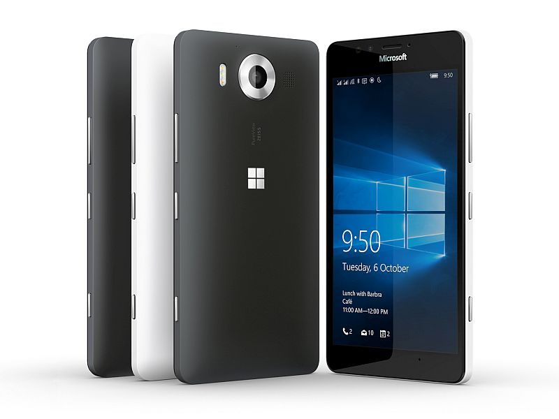Microsoft Lumia 950, Lumia 950 XL India Launch Tipped for November 30
