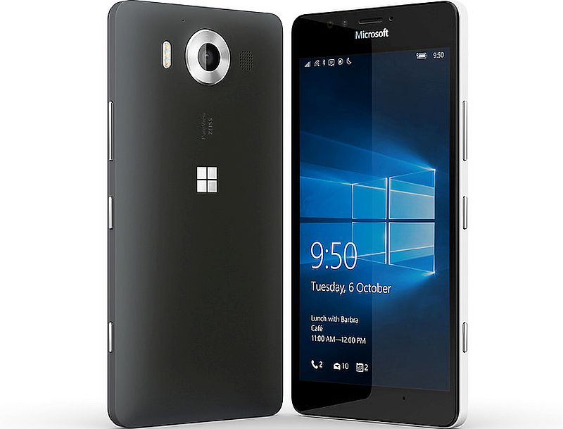 Microsoft Lumia 950, Lumia 950 XL Receiving Firmware Update