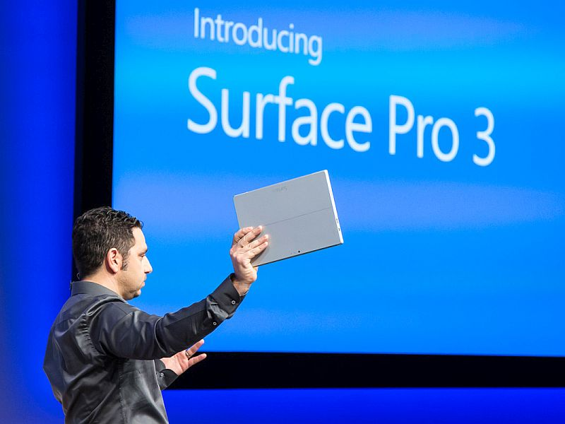 Microsoft Recalls Surface Pro Power Cords on Overheating Fears