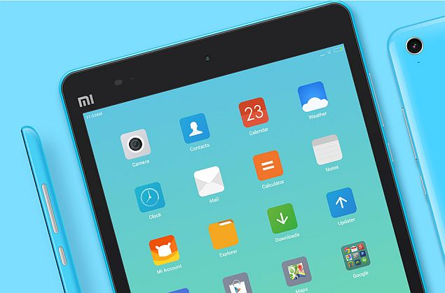 Xiaomi MiPad With 7.9-Inch Display, Tegra K1 SoC Launched at Rs. 12,999