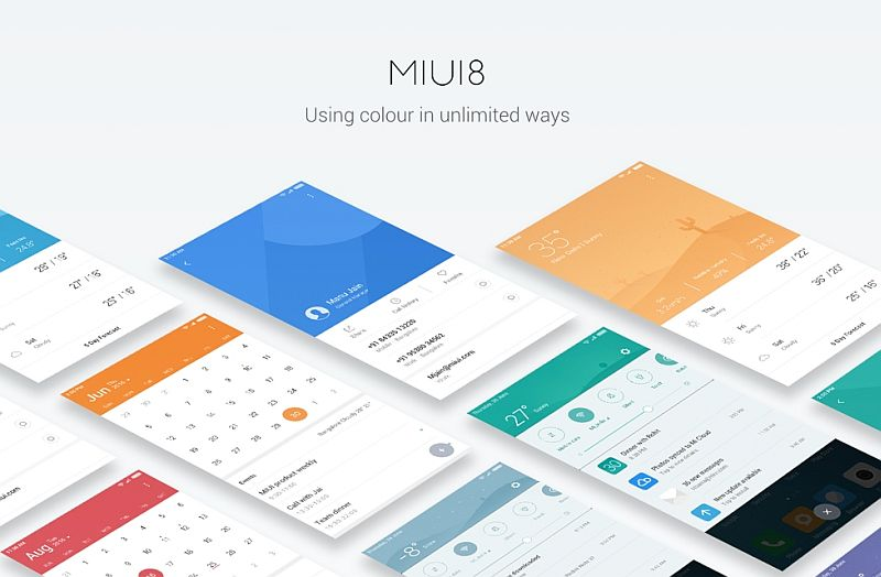 MIUI 8 Global Developer ROM Now Available for Download