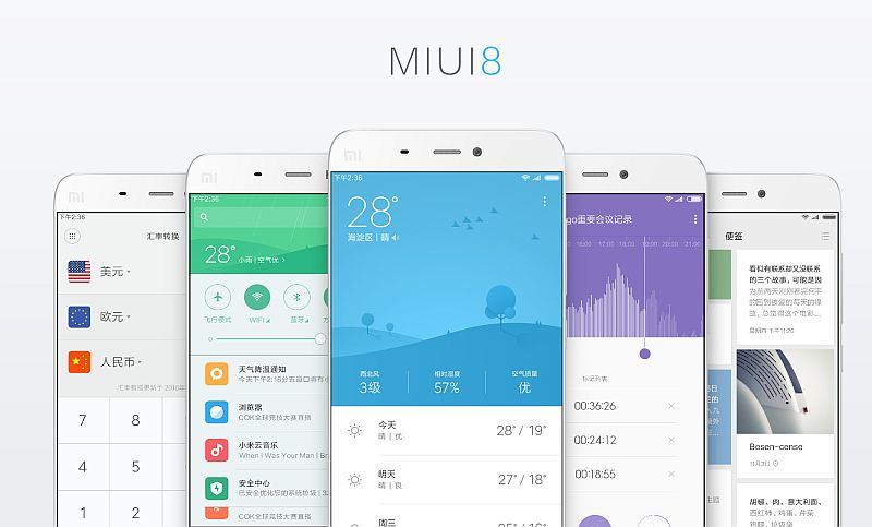 Xiaomi Unveils MIUI 8: Release Date, Features, and Everything Else You Need to Know