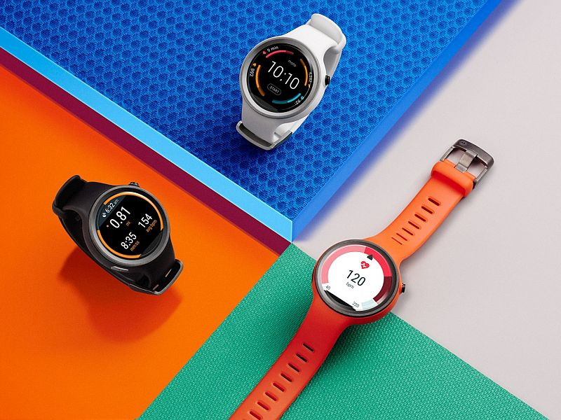Moto 360 Sport Android Wear Smartwatch Launched at Rs. 19,999