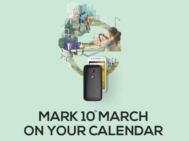 Motorola Moto E (Gen 2) India Launch Set for March 10