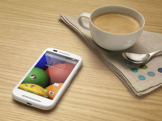 Motorola Moto E (Gen 1) Starts Receiving Android 5.1 Lollipop Update in India