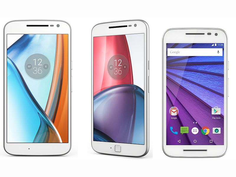 Moto G4 vs Moto G4 Plus vs Moto G (Gen 3): What's the Difference?