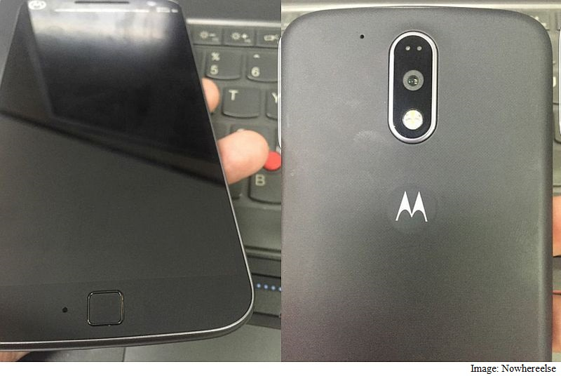 Moto G4 Plus With Fingerprint Scanner, New Rear Camera Setup Spotted