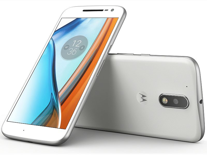 Moto G4 to Go on Sale at Rs. 12,499 From Thursday