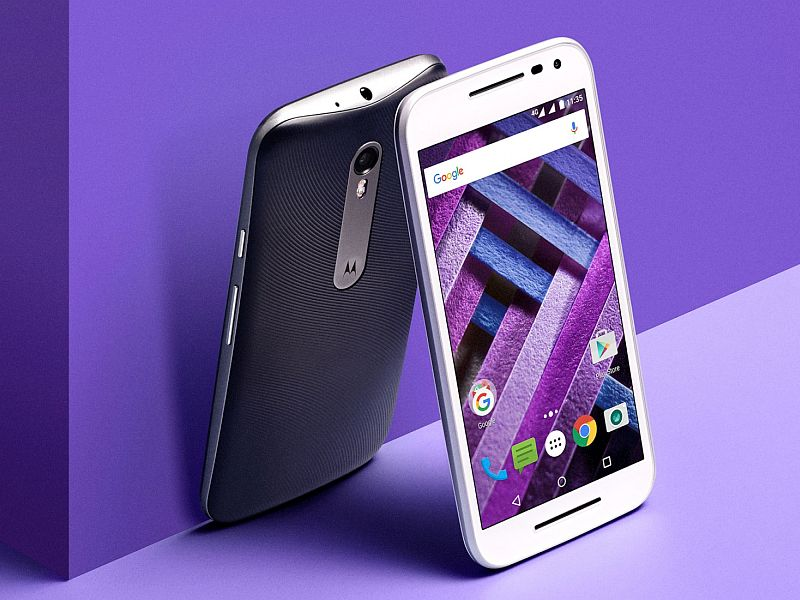 Moto G Turbo Edition With Water and Dust Repellence Launched at Rs. 14,499