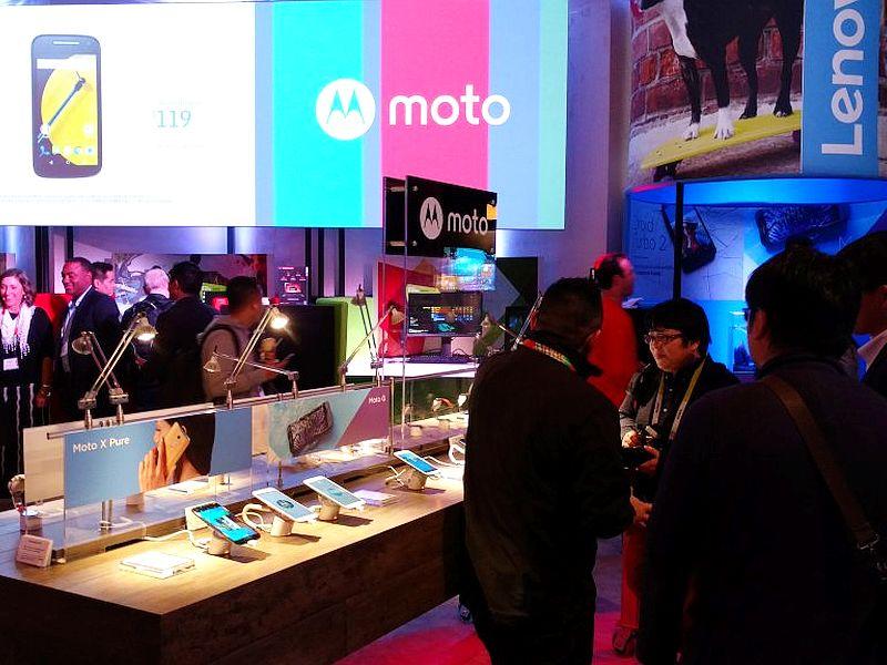 Bye Bye Motorola, Hello 'Moto by Lenovo'