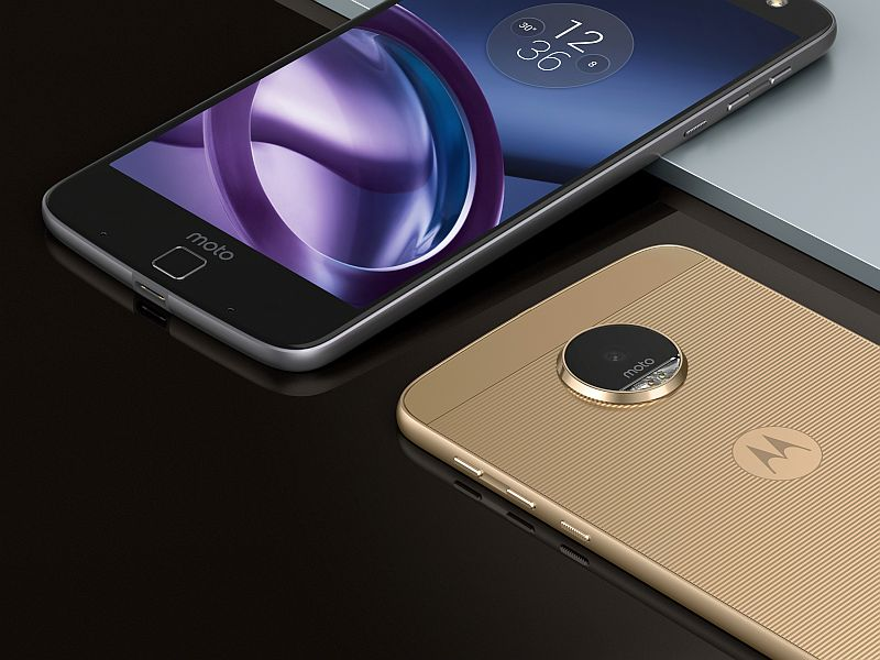 Moto Z, Moto Mods to Launch in India by October, Confirms Lenovo