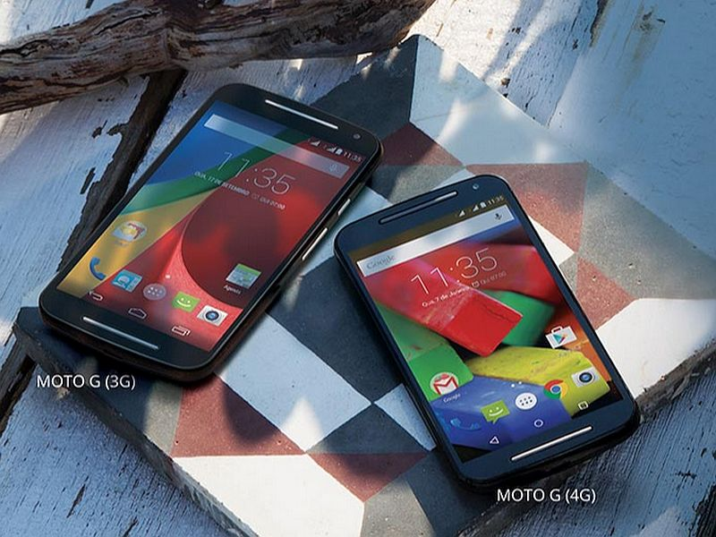 Flipkart Big Billion Days: Moto G (Gen 2) LTE Pre-Orders at Rs. 8,999