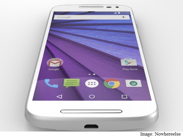 Motorola Moto G (Gen 3) Design Tipped in New Series of Leaked Images