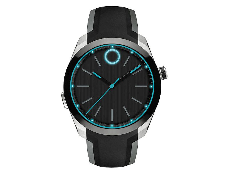 HP, Movado Launch Bold Motion Analogue Smartwatch