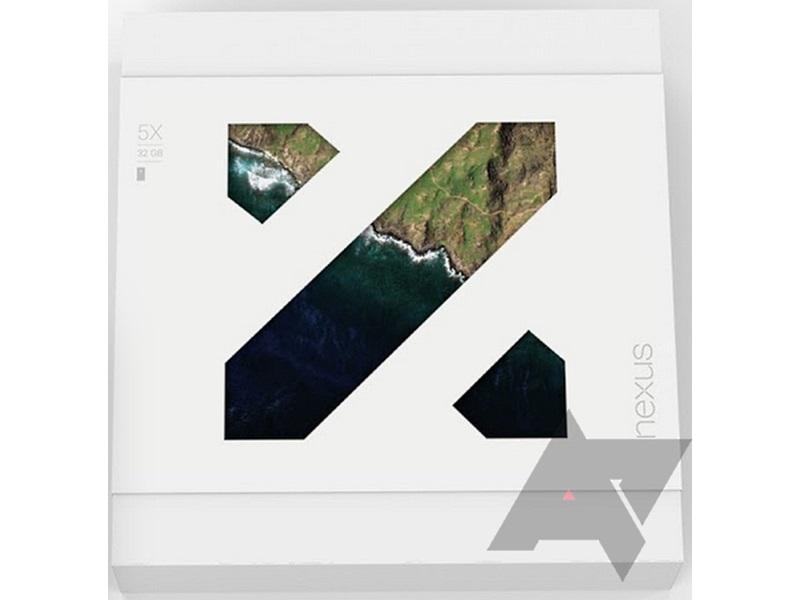 Nexus 5X, Nexus 6P Names 'Confirmed' by Retail Box Leak