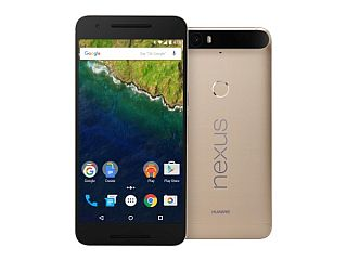 Google Nexus 6P Special Edition Gold Variant Up for Pre-Orders at Rs. 43,999