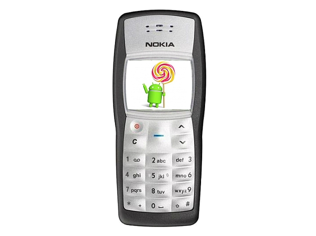 nokia phone models 2016. nokia 1100 with android 5.0 lollipop, quad-core processor spotted | technology news phone models 2016