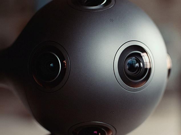 Nokia Enters Virtual Reality Segment With Ozo 360-Degree VR Camera