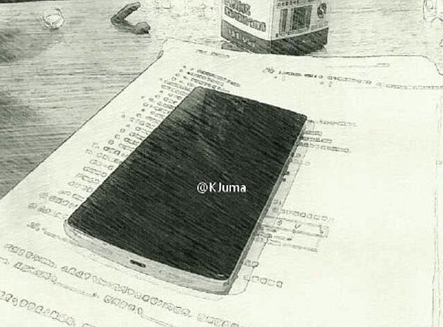 OnePlus 2 Leaked in Multiple Images, Metal Frame Tipped