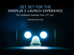 OnePlus Cardboard VR Headset India Launch Set for Friday