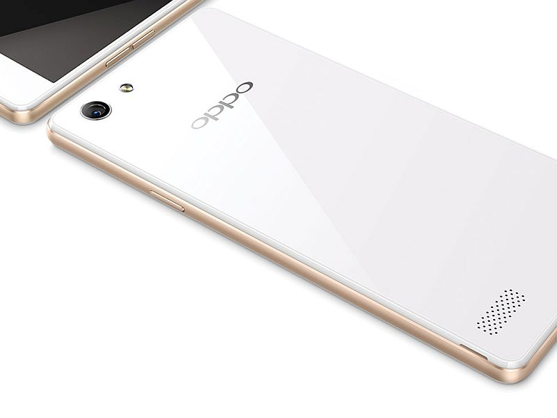 newest d29a3 ce218 Oppo A33 With 4G LTE Support, 5-Inch Display Launched | Technology News