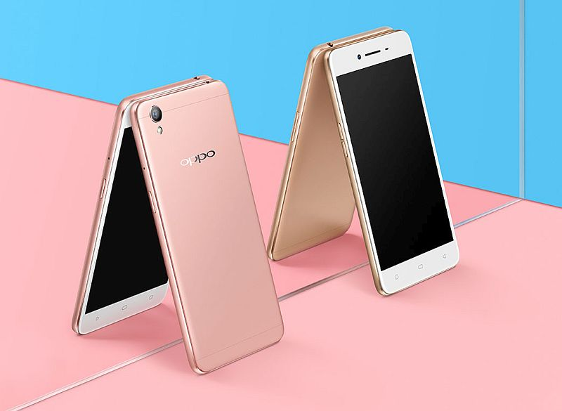 Oppo A37 With 4G Support, 7.6mm Thickness Launched