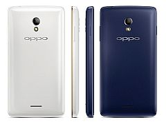 Oppo Joy Plus With 4-Inch Display, Android 4.4 KitKat Launched at Rs. 6,990